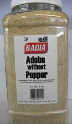 Badia Adobo without Pepper 3.62 kg