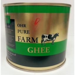 Farm Butter Ghee 500g.