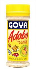 Goya Lemon Pepper Adobo 8 Oz.