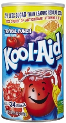 Kool-Aid Tropical Punch 43 oz.